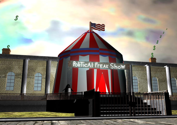 """Roger Cole & Paul Barrere – with """"Political Freak Show"""" they hit their stride!"""
