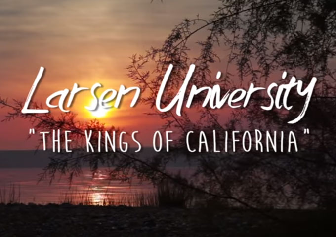 "Larsen University: ""The Kings of California"" full of ideals and ideas"