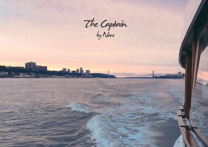 "Naro: ""The Captain"" – life impressed into enduring creative sensitivities"