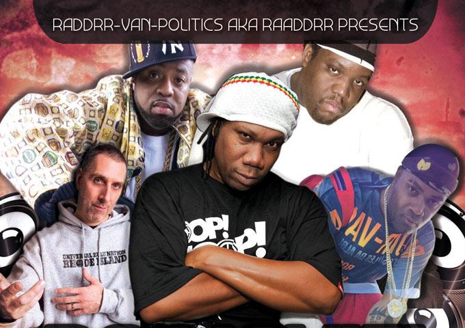 "Raaddrr-Van – ""Hip-Hop & Protest Da Movie Documentary Part I"" – Real Hiphop!"