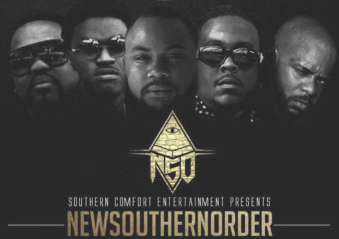 """Southern Comfort Ent. Presents """"New Southern Order"""" – the head-nodding groove just hits you!"""