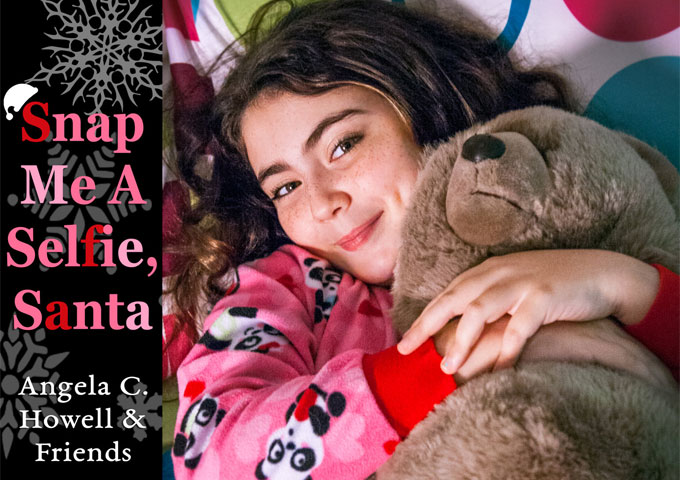 """Angela C. Howell: """"Snap Me a Selfie, Santa"""" – simply and beautifully crafted"""