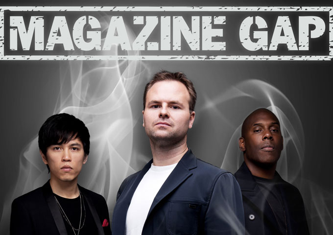 """Magazine Gap: """"Calling Card"""" – the epitome of less is more!"""