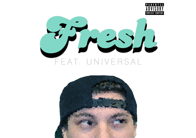 """B-Nasty: """"Fresh"""" ft. Universal – a rumbling tone and unyielding force of will"""