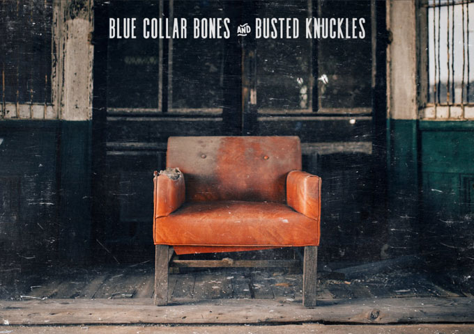 """Jason Springs: """"Blue Collar Bones & Busted Knuckles"""" is bluesy, gritty and bad ass music!"""