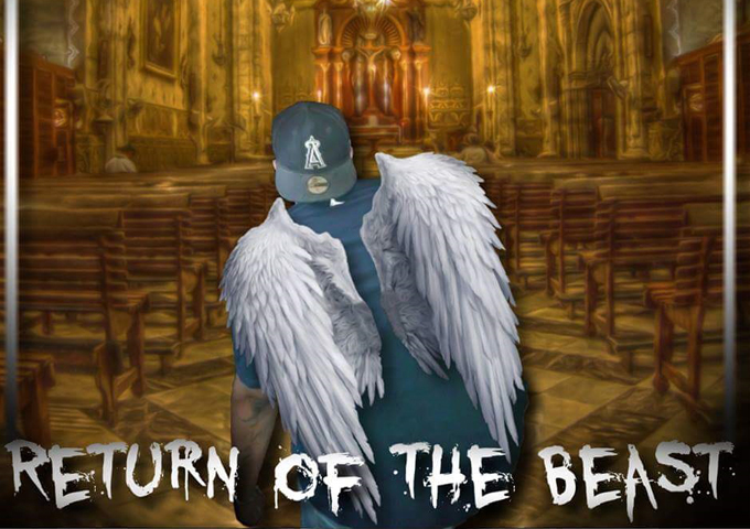 """Marcus Christ: """"Return of the Beast"""" – an artist with a message for the world"""