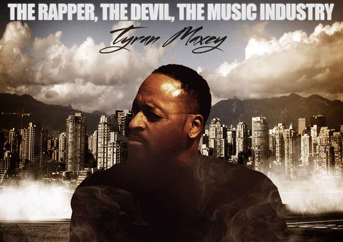 """Tyran Maxey: """"The Rapper, The Devil, The Music Industry"""" – ready to dispense wisdom"""