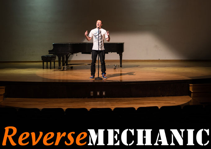 """Reverse Mechanic: """"This Hole In My Throat"""" (ft. Michael Shynes) – a deep message"""