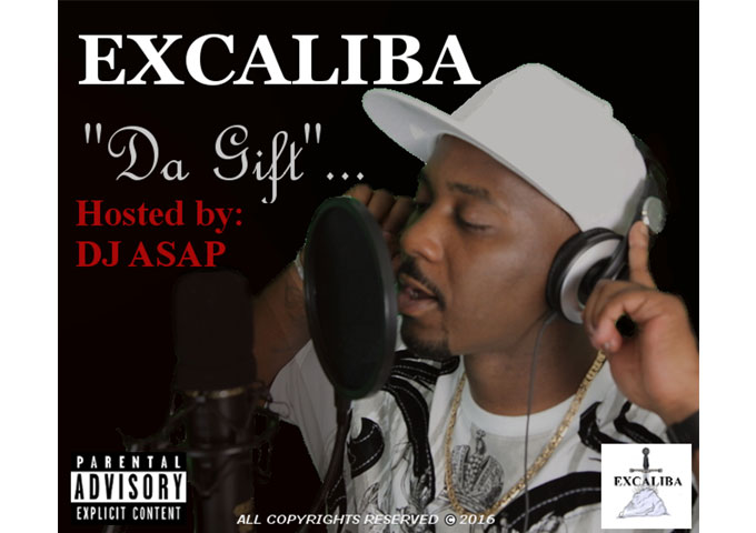 EXCALIBA's new mixtape hosted by DJ ASAP