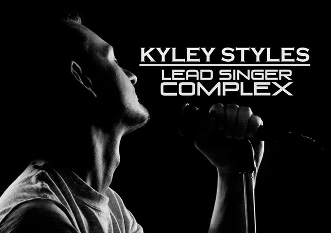 """Kyley Styles: """"LEAD SINGER COMPLEX"""" – the contrasting emotions of 6 split musician personalities!"""