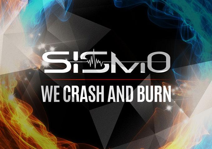 Sismo Releases Debut Studio Endeavor, 'We Crash And Burn'