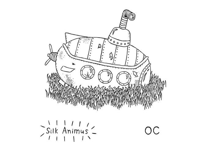 "Silk Animus: ""Hot Vegetables"" – evoking a sense of surprise!"