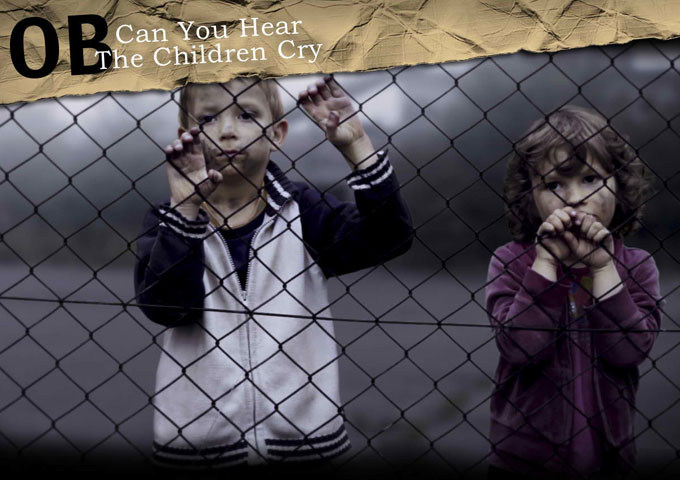 """Merv Pinny: """"OB (can you hear the children cry)"""" – rock against war!"""