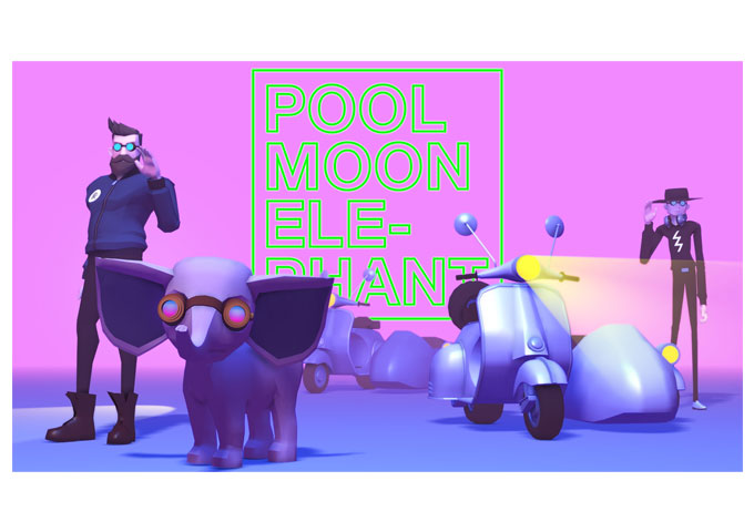 "Pool Moon Elephant: ""Island's Eye"" – the elder statesmen of modern dance music"