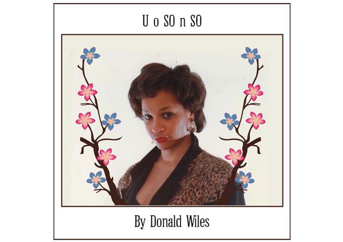 "Donald Wiles: ""UoSOnSO"" – a stylish track that boasts a polished sound"
