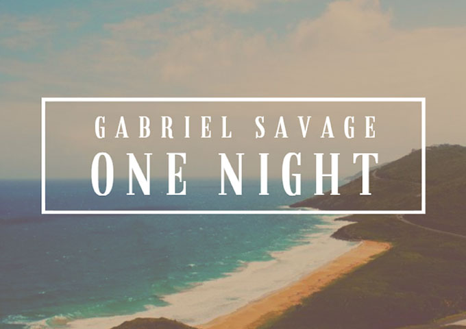 """Gabriel Savage: """"One Night"""" – lean meaty riffs and sounds!"""