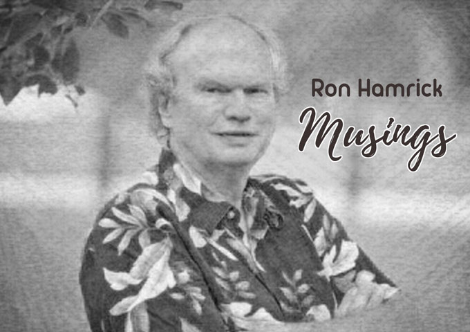 """Ron Hamrick: """"Musings"""" makes sense without being loud and obscene"""