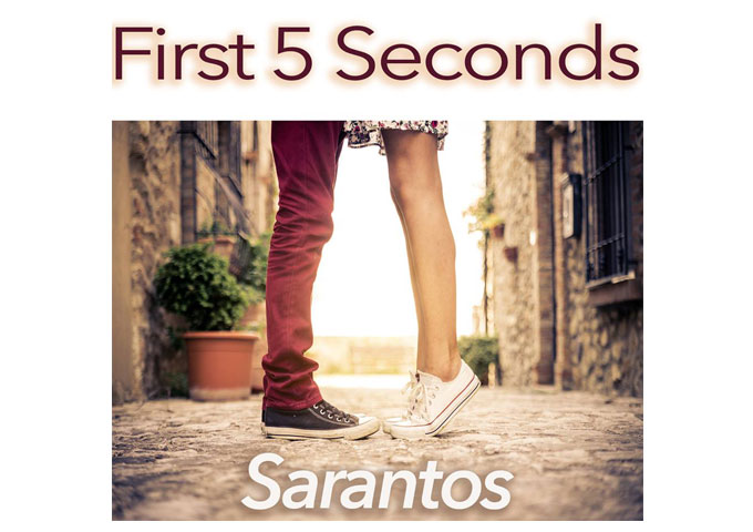 """Sarantos: """"First 5 Seconds"""" – how can we fall profoundly in love after one quick glance?"""