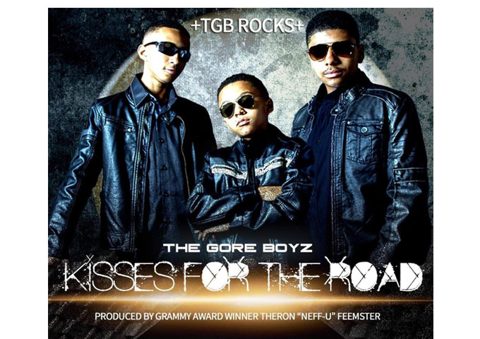 """VIDEO WORLD PREMIER FOR """"KISSES FOR THE ROAD"""" BY THE GORE BOYZ (TGB)"""
