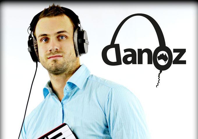 """Dan Oz: """"Cave Drops"""" – twinkling synth sounds and thumping groovy basslines"""