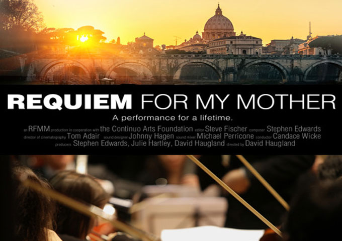 """Stephen Edwards: """"Requiem for My Mother"""" – powerful and emotional music"""