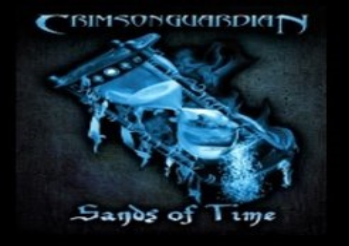 Metal Band Crimson Guardian Release Album 'Sands of Time'
