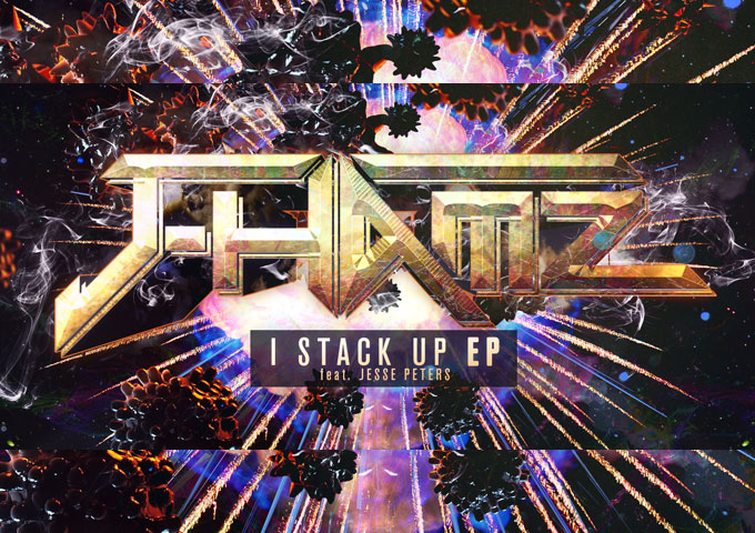 """J-Hamz ft. Jesse Peters: """"I Stack Up"""" EP – From breathy melodic euphoria to stripped back darker minimalism"""