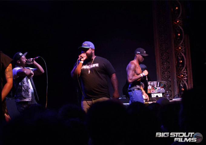 """Sick.Life: """"Run It Up"""" (ft. C.Notes & Miles Angel) – lyrical focus and performance inter-connectivity"""