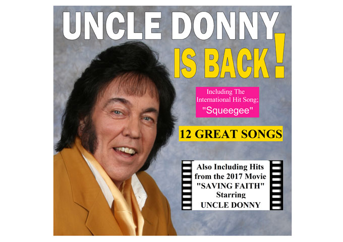 """""""Uncle Donny Is Back!"""" – With an iTunes Bonanza!"""