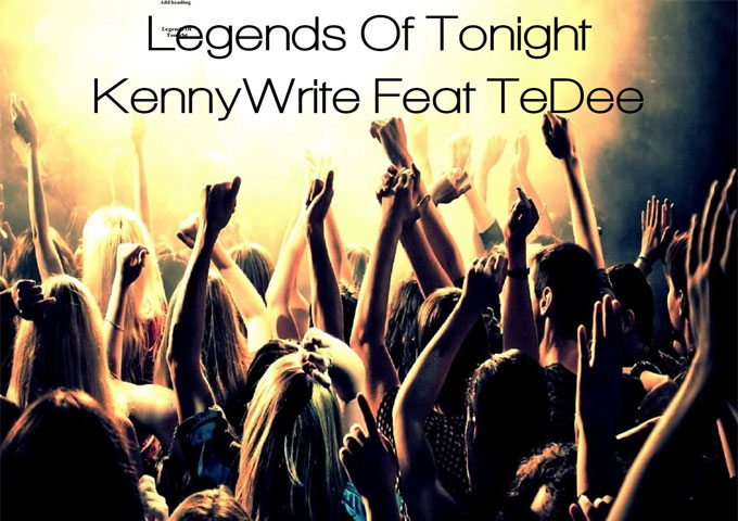 KennyWrite relentlessly applies her songwriting craft on a daily basis
