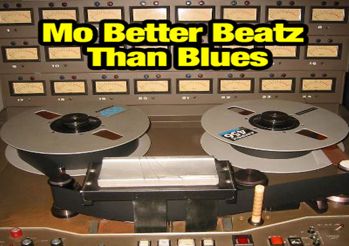 Beat Maker Mo Beatz releases new album 'Mo Better Beatz Than Blues'