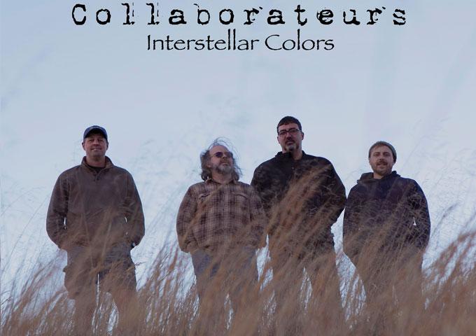 "Collaborateurs: ""Interstellar Colors"" blurs the lines between earnestness and bravado"