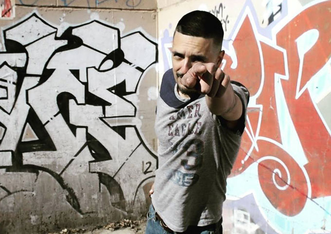 """Hefe Heetroc Drops His Latest Video """"Space Energy"""""""