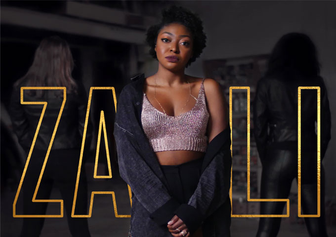 """ZALI: """"Girls Like Us"""" – an ambitious blend of bravado and sultry charm"""