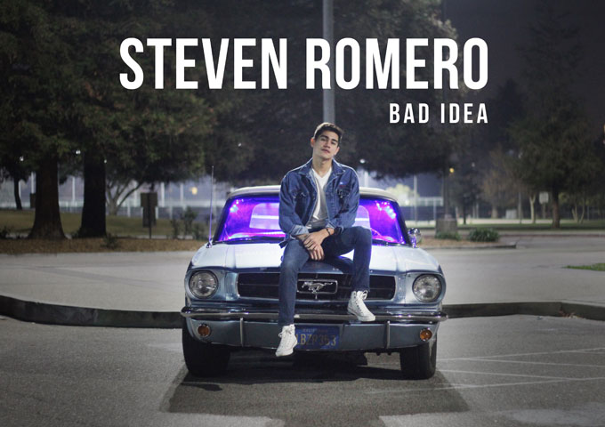 """Steven Romero: """"Bad Idea"""" is packed with hooks and heart"""