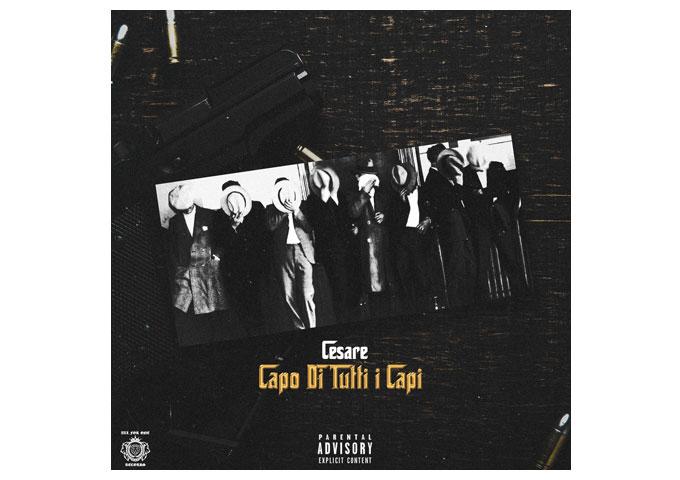 """Bilingual Rapper Cesare Brings the Heat with New Single """"Una Cosa Di Famiglia"""""""