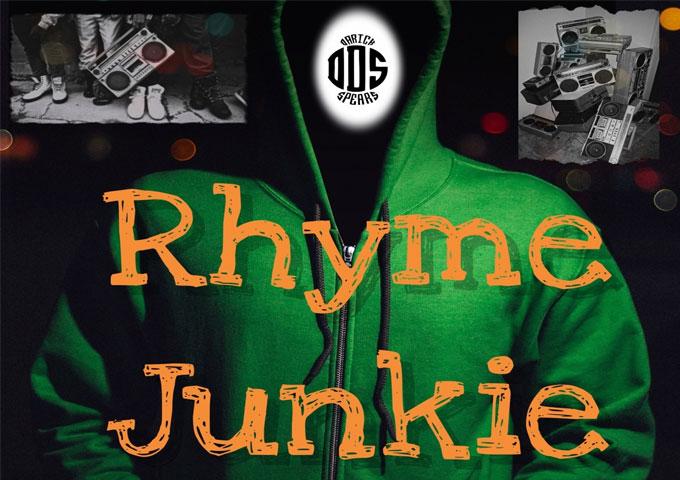 "Darick DDS Spears: ""Rhyme Junkie"" – one man and his mic!"