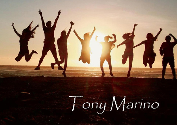 """Tony Marino: """"Family and Friends"""" – a wildly rhythmic demonstration of every crowd-pleasing twist"""