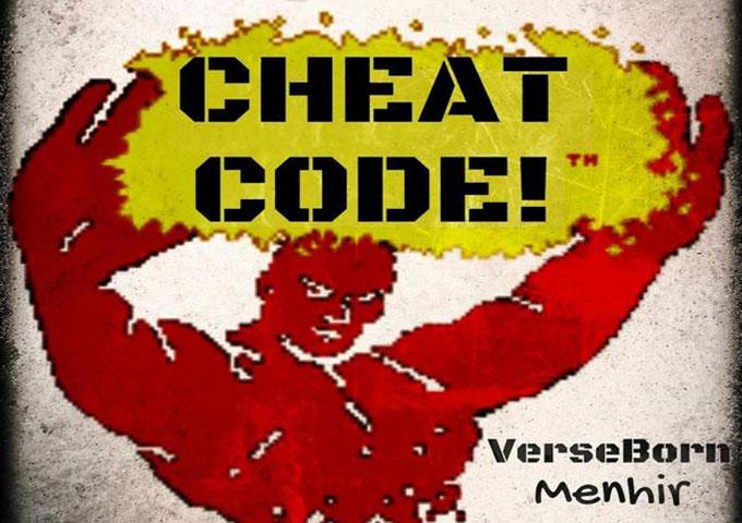 "VerseBorn: ""Cheat Code"" ft. Menhir demands a huge amount of respect"