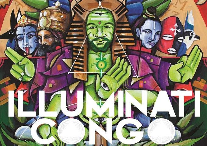 Illuminati Congo – Creative and Captivating Rasta Hip Hop That Lightens the Heart!