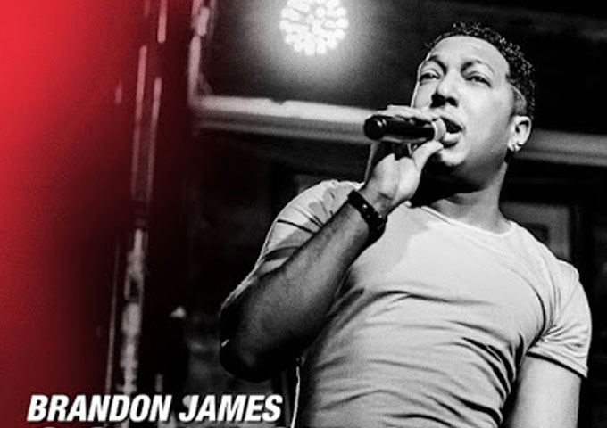 INTERVIEW: R&B and Soul singer Brandon James is creating a buzz