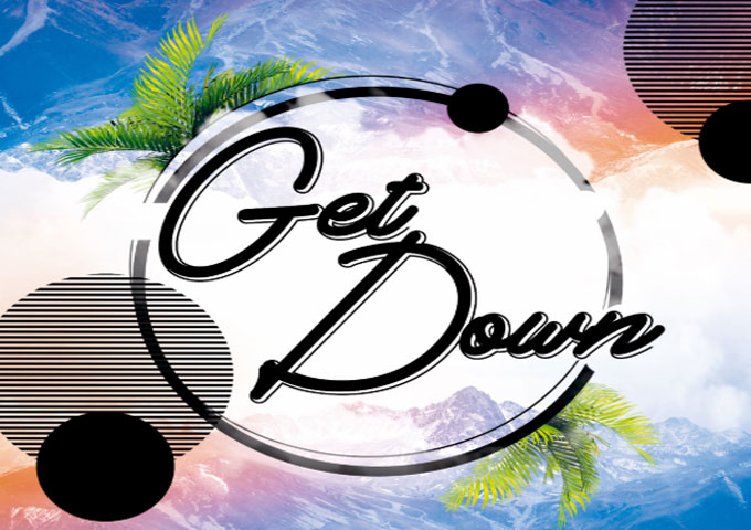 """Gual – """"Get Down"""" – a retro-wave 80's groove that is total wonderfulness!"""