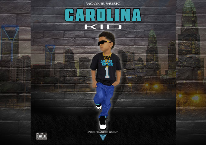 """Moonie Music Releases """"Good Vibes"""" From The Album """"Carolina Kid"""""""