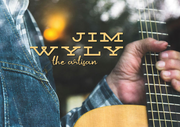 "Jim Wyly Performs ""Wildman of the Thicket"" From The Album ""The Artisan"""
