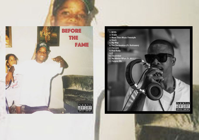 """Joe Dirrt – """"Before The Fame"""" – distinguishes himself from other new generation rappers"""