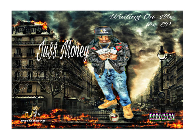 """Talented and ambitious rapper Ju$$ Money to drop """"Waiting on Me"""" EP"""