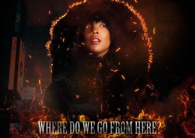 """Natalie Jean: """"What Would You Do For Love?"""" – an album with real drama and humanity!"""