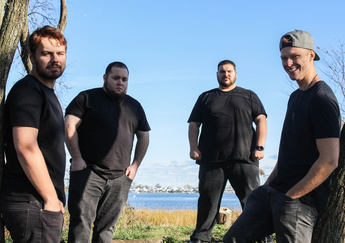Hard Rock and Metal Band All-In Moment strays from the genres clichés
