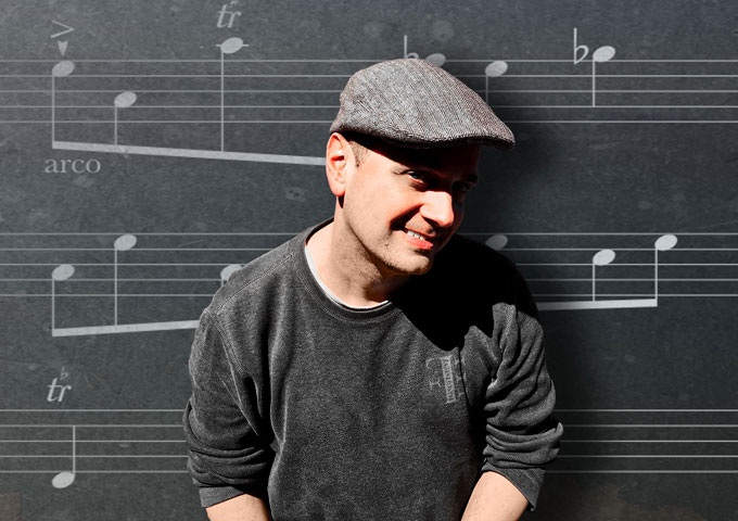 INTERVIEW: Contemporary Classical Composer Franco Esteve