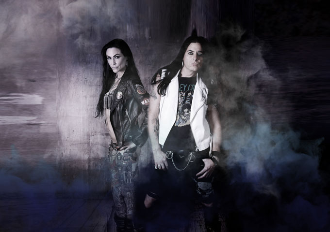 """QUEENMAKER – """"Under the Kiss"""" affirms the band's grip on 80's rock music"""